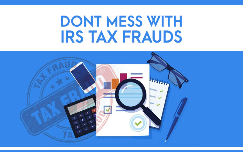 Don't Mess with IRS